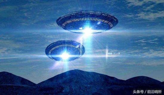 UFO想象图