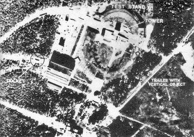 德军V1导弹发射基地