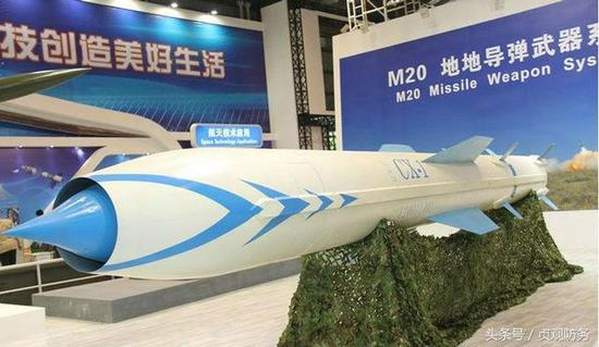 △2014年珠海航展上首度展出的CX-1超音速巡航導彈