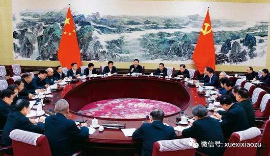 习近平:军事政策制度改革是对我军的一次制度性重构