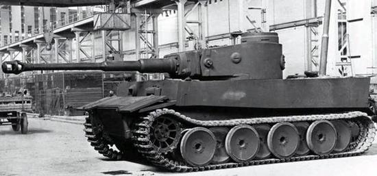 德国虎式坦克为何生产那么少?同期苏联产出36倍坦克