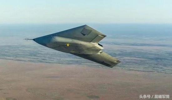 俄隐形无人机赶超中美水平 一新型号最高时速近千公里