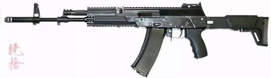 △ 早期的AK12,它改變了AK