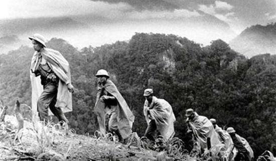 美军的对手——越南军人