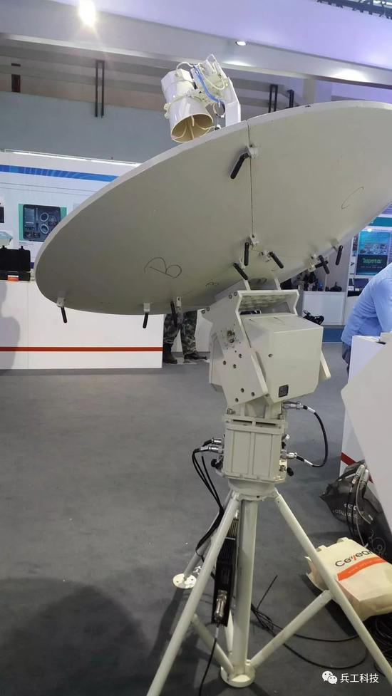 中国新型便携式侦查系统亮相 信号识别概率超90%(图)龙行天下第一部全集