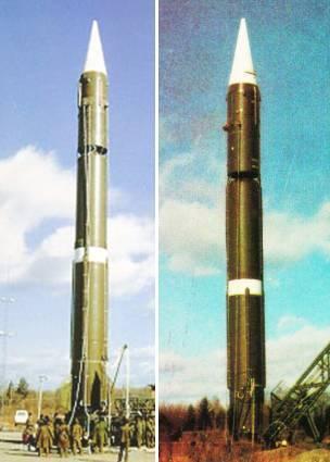东风-4中远程弹道导弹,东风-26导弹就是为了替换它而开发的