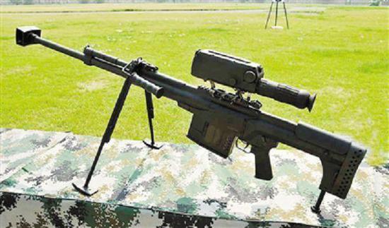 二战之前这款步枪专职反坦克 老兵称打两枪自己进医院|坦克|狙