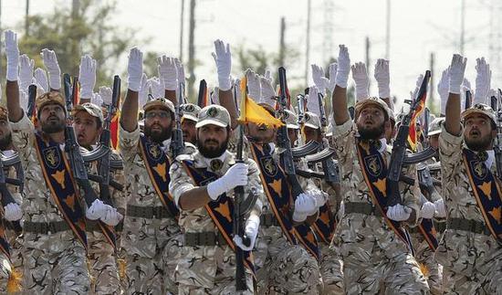美欲将伊朗革命卫队列为恐怖组织 美媒:或引发战争溺宠 爱妾好难缠