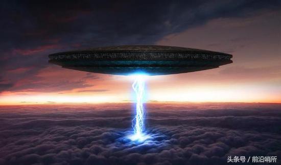 英国军力严重下滑 曾捕捉UFO利用外星科技研制装备