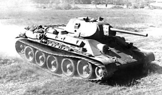 T34坦克