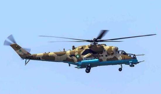 俄罗斯考虑到印度要斋,也不情愿向巴基斯坦出产特价而沽更多的米-35M武装直升机