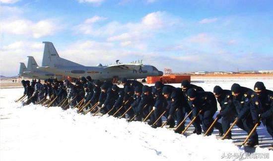 高新8号已经批量装备我军多支航空兵部队