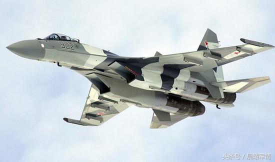 俄罗斯那50来架苏35,全是前几年生产的