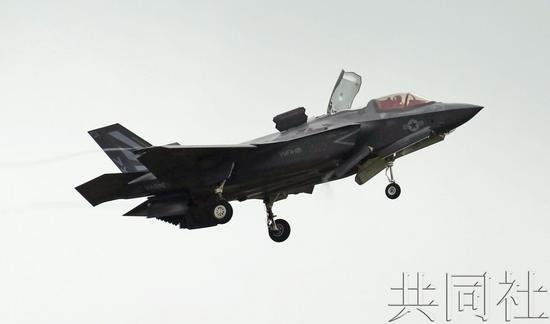 美F35B抵达三泽基地遥窥中朝俄 与空自F35A首次合练加拿大红河学院