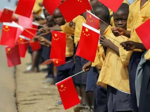 日本在非洲搞形象调查 中国各项得票率都远超日本中岛结华