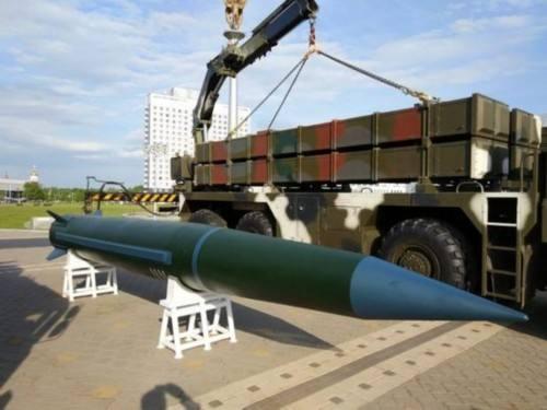 M20导弹的白俄版