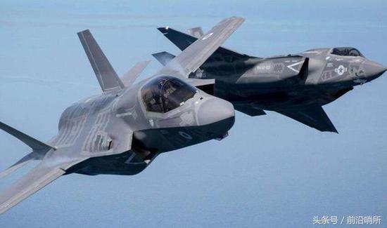 资料图:美军F-35