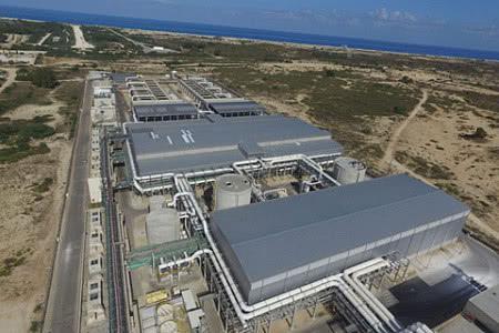 外媒:中企参建海水淡化厂遭以色列情报部门反对