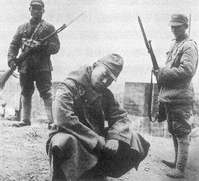 九十三事述征程第九十集:陈士榘亲手抓获日军俘虏