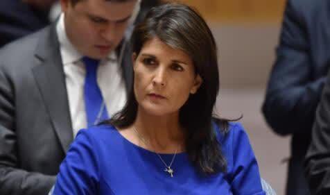 美驻联合国大使喊话特朗普:沟通有不爽处会打电话暗黑血统2先驱者加点