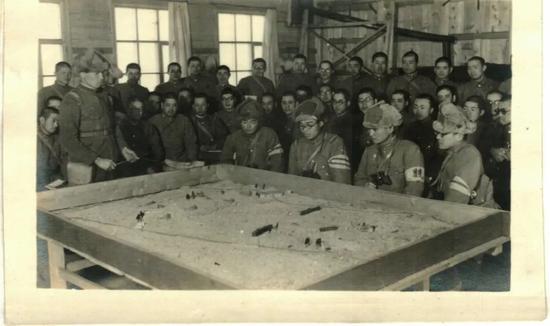 与此同时,陆军马粪甚至还在推演诺门坎事件后和苏联再次交战的情况……