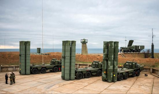 俄向中国运送第二个团S400系统 比合同时间提前数月
