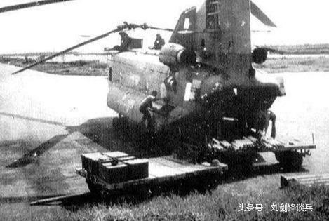 柬埔寨战争中的越南CH47直升机
