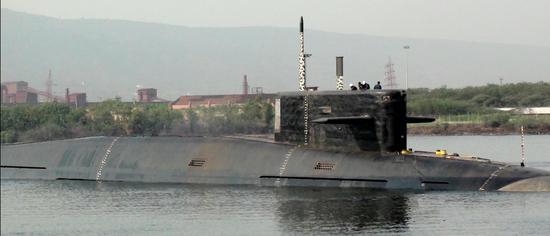 印媒欢呼其潜射导弹世界最强 还不如中国30年前巨浪1