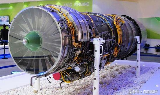 中国航空发动机