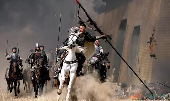 三国时代如何实现800破十万 探秘历史上的合肥之战大英雄狄青主题曲
