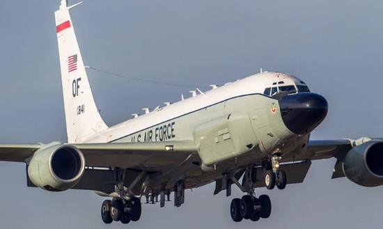 美军机冒充马来西亚客机监视中国 美上将竟称没违规