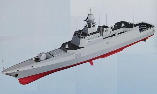 我军第72艘056舰即将服役 10年内或不会再造新轻护