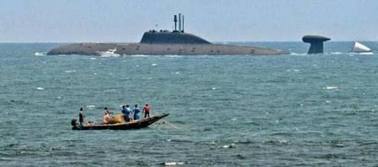 印媒罕见声称印度潜艇输中国很多:力量对比是16比56