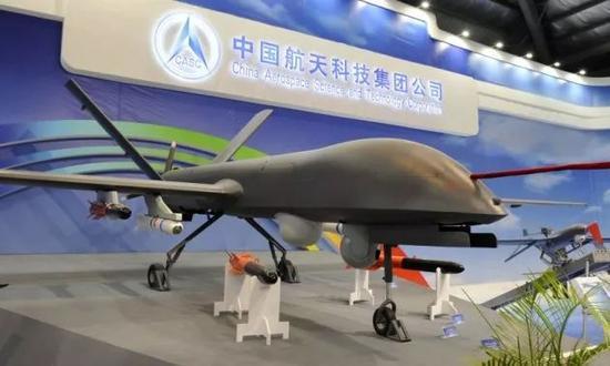 港媒:中国海军测试舰载无人攻击机 可在航母垂直起降我爱包头网btw888