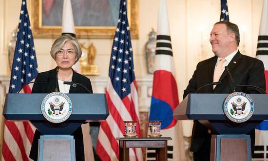 美国务卿:朝鲜若弃核,美国愿提供经济援助