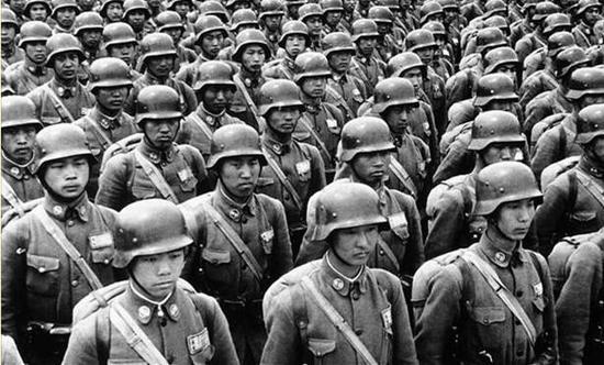 抗日战争期间德国向中国提供大量军事援助 有何目的