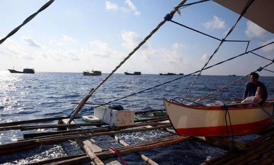 菲媒披露中菲在黄岩岛鲜为人知的事 双方以物换物