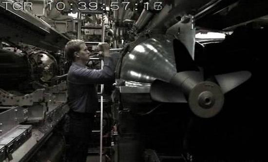 美军先进核潜艇冷战时神秘沉没 或是被该国击沉的