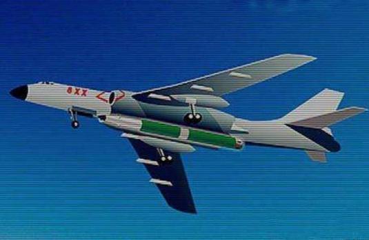 美称中国轰6试射弹道导弹 可载核弹头打击阿拉斯加洛克王国机械空间