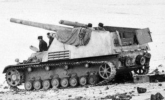 德军自行火炮