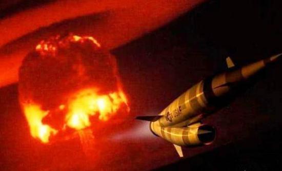 俄核动力巡航导弹抄袭美国?却是杀敌一千自损八百
