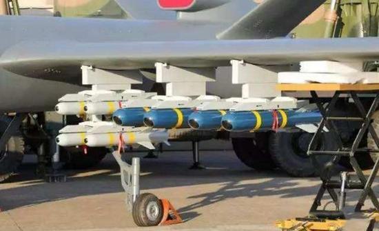 """中国推出""""洲际无人机"""":航时60小时航程超1万公里"""