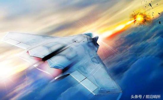 激光武器CG图