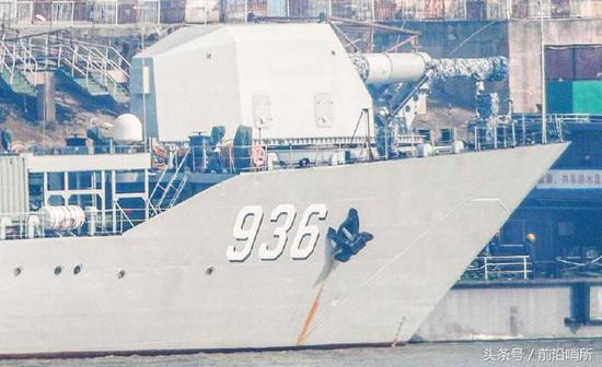 中国电磁炮上舰试验