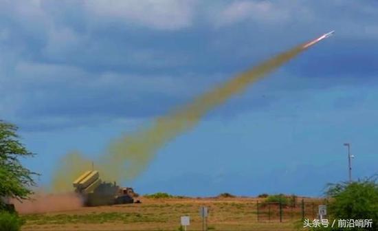 美军演习用岸舰导弹实弹射击 欲警告中国却自曝危机