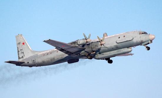 俄侦察机在叙坠毁 曾监测到法国护卫舰发射巡航导弹