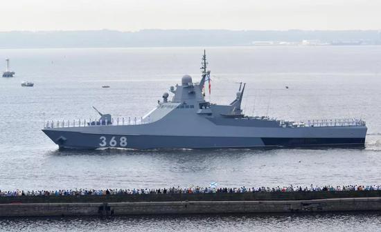 俄海军走歪路?不造大舰而要做舰艇界的瑞士军刀