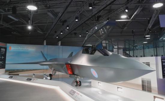英国或拉日本共同研发六代战机 可搭载激光武器