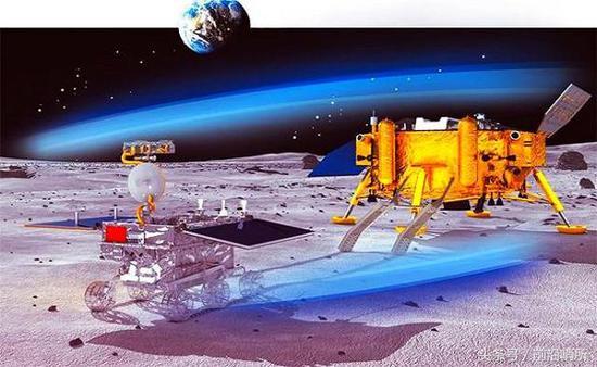 美国质疑中国探月工程暗藏军事目的 自己却露出马脚