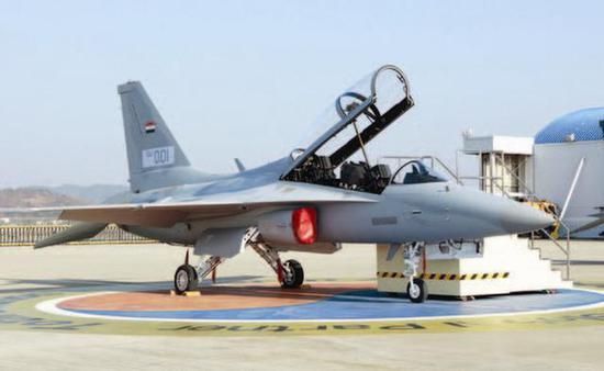 土耳其展出国产喷气式教练机 却是韩国授权生产机型